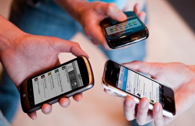 Россияне стали покупать меньше смартфонов
