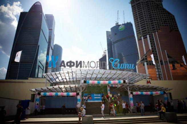 Более трети работников «Москва-Сити» приезжают в «АФИМОЛЛ Сити» на выходные