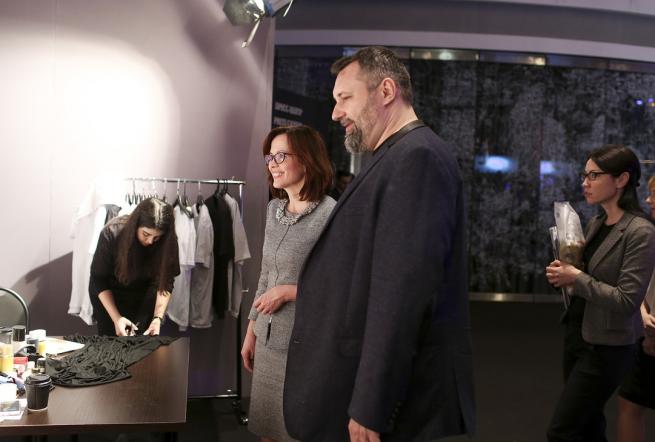 Вячеслав Зайцев представит наEstet Fashion Week выборку необычайной коллекции «Золотой век»