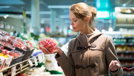Ритейлеры: в январе рост цен на импортные продукты составил от 7 до 45%