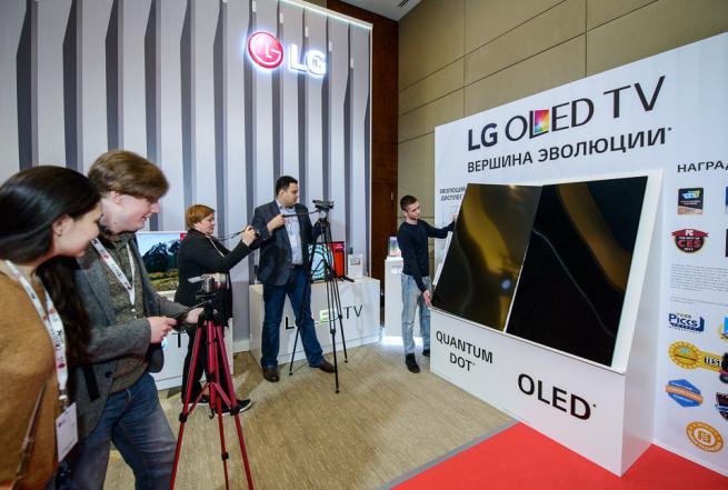 LG Electronics представила модельный ряд техники 2017 года
