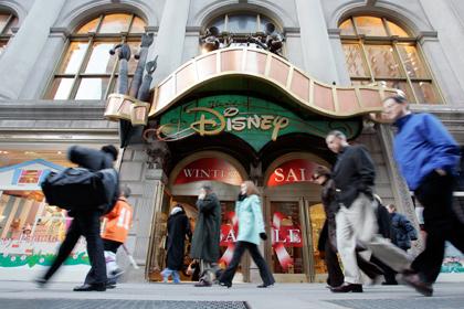 Disney признали самым влиятельным брендом