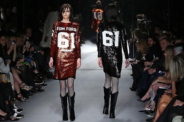 Новые коллекции Tom Ford и Burberry будут поступать в продажу сразу после модных показов