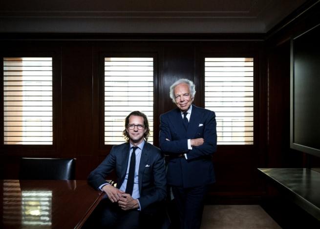 Новым главой модного дома Ralph Lauren станет топ-менеджер H&M