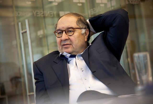 """Алишер Усманов сказал Facebook """"ариведерчи"""", и заработал 500% на инвестициях в Alibaba"""