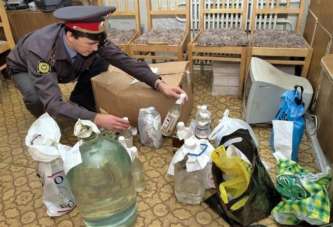 Депутаты отказались от тюремного заключения за производство суррогатного алкоголя