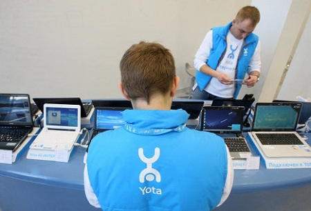 Yota поддержит стартапы ФРИИ
