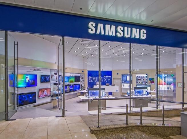 Inventive Retail Group откроет еще 7 магазинов Samsung в Москве