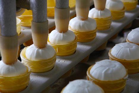 Роскачество приступает к всероссийскому исследованию мороженого