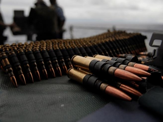 Россия заняла второе место в рейтинге крупнейших экспортеров оружия