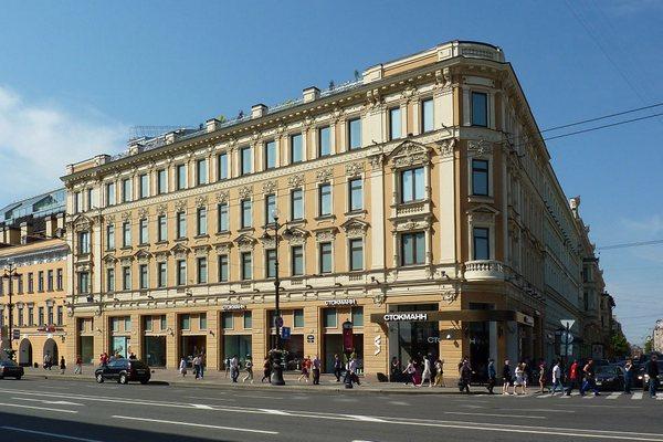 Morgan Stanley и Malltech ТЦ возобновили переговоры о покупке ТРЦ «Невский центр»