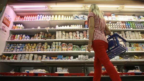 ТАСС: Госдума отклонила законопроект о госрегулировании цен на продовольствие