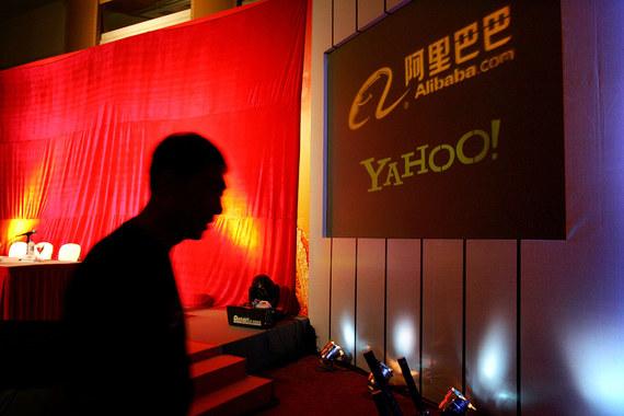 Yahoo не будет выделять свою долю в Alibaba в отдельную компанию