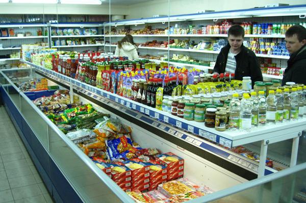 Гипермаркеты Владивостока вытесняют мелкие магазины