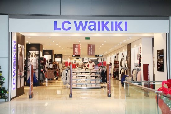 В Екатеринбурге открывается магазин турецкого fashion-бренда LC Waikiki