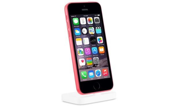 Apple случайно показала новую модель iPhone 5С