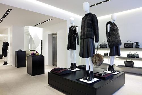 В России откроется первый монобутик одежного бренда высокого ценового сегмента Jil Sander Navy