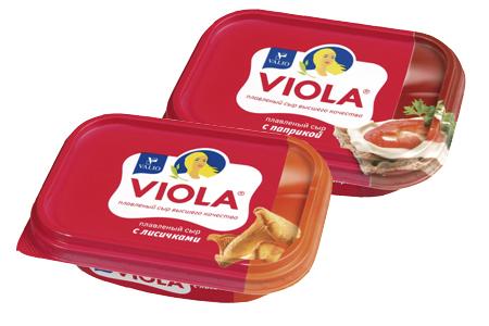 Valio начнет производство сыра и масла Viola в России с декабря 2014 года