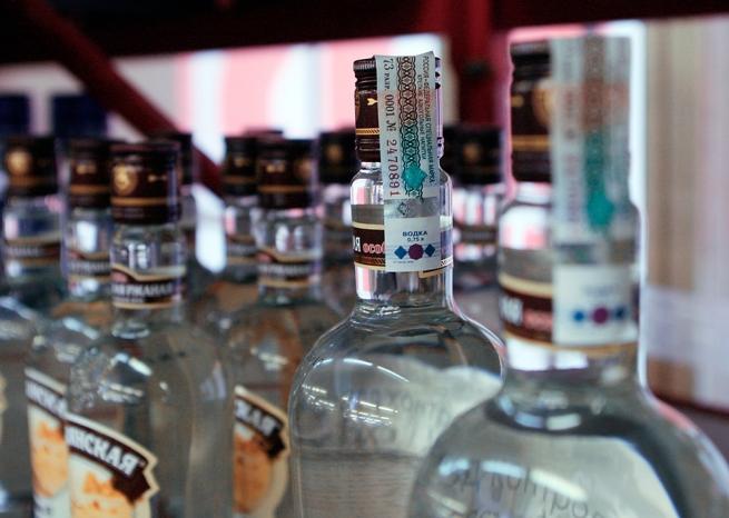 С 20 августа повышается минимальная стоимость бутылки водки