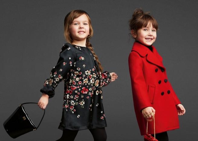 Gucci и Valentino прививают интерес к люксу с детства