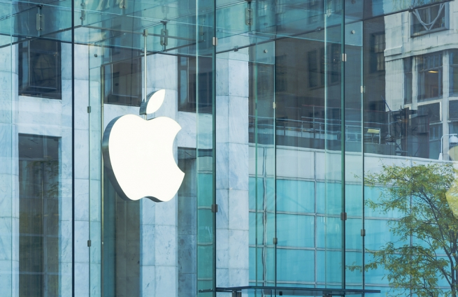 Apple отчиталась о росте выручки на 17%