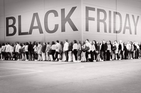 Black Friday-2014 стартует 27 ноября