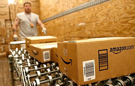 Amazon создал 6000 рабочих мест в Европе за 2014 год