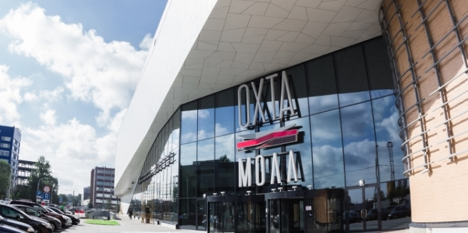 ad505354192a В Санкт-Петербурге открылся ТРЦ «Охта Молл» - New Retail