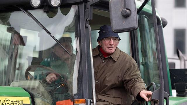 Европейские фермеры потеряли 5,5 млрд евро из-за российского продэмбарго