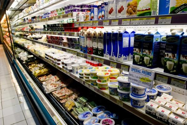Россия может ограничить импорт безлактозного молока