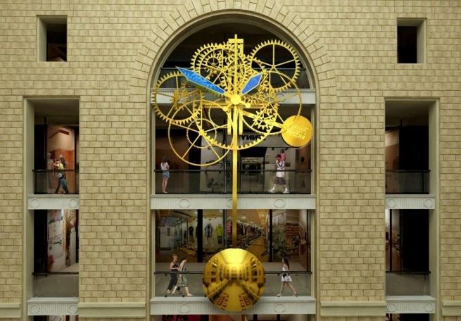 Самые большие часы в мире установят в «Центральном Детском Магазине на Лубянке»
