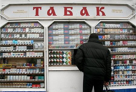 В России сигареты подорожают на 9 руб с января 2015 г