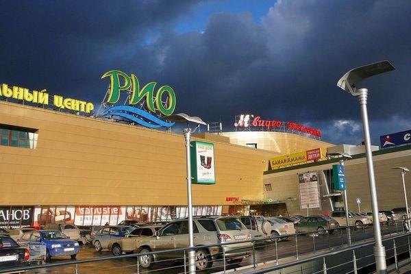 В МЧС назвали причину эвакуации ТЦ «Рио» в Москве