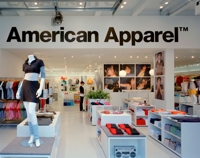 American Apparel уволит 500 сотрудников