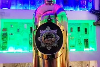 Украденная в Копенгагене самая дорогая в мире бутылка водки найдена пустой a715ef1aafa