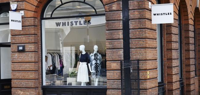 Британского одежного ритейлера Whistles приобрела южноафриканская компания Foschini Group
