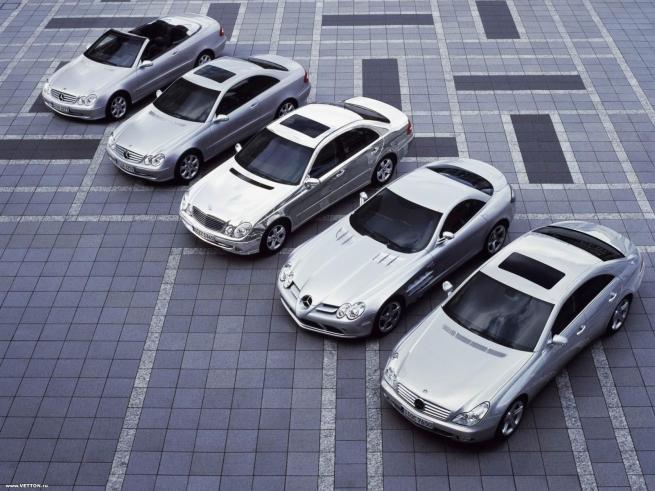 Mercedes увеличил продажи в России на 20%