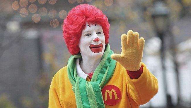 McDonald`s решил поменять имидж Роналда Макдоналда