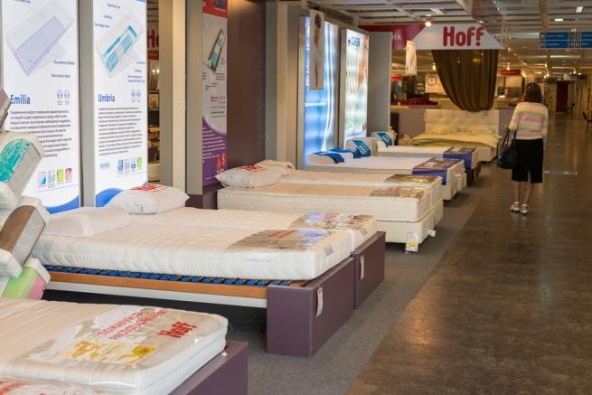 Hoff запускает магазины нового формата