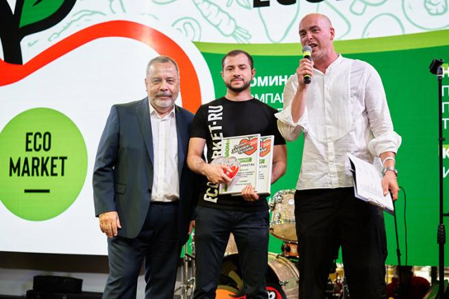 Артур Эльканов, Экомаркет: «Наша цель – сделать органические продукты доступными для каждого россиянина»