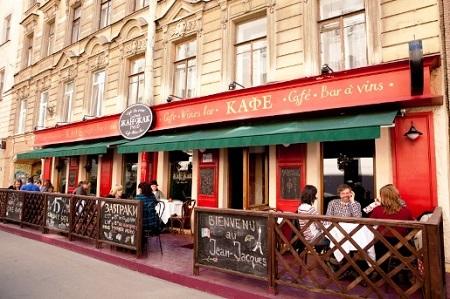 В 2015 году в Петербурге закроют до 25% ресторанов