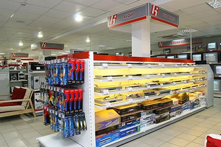 Магазины сети «Квадрат» возобновят свою работу