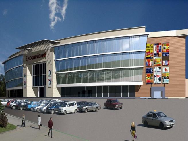 В Йошкар-Оле появится новый торгово-развлекательный центр