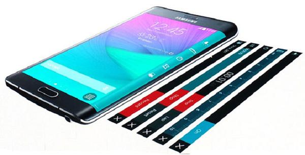 Компания Samsung анонсирует новый Galaxy S6 в марте 2015 года