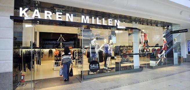 Karen Millen устранил подделки в интернет-магазинах на сумму £2.6 млн