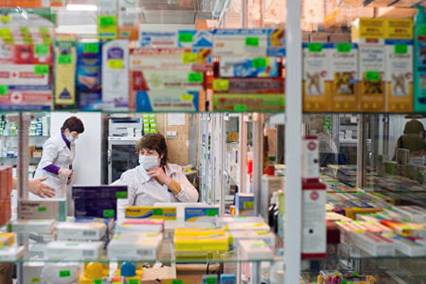 Минпромторг хочет сократить количество аптек