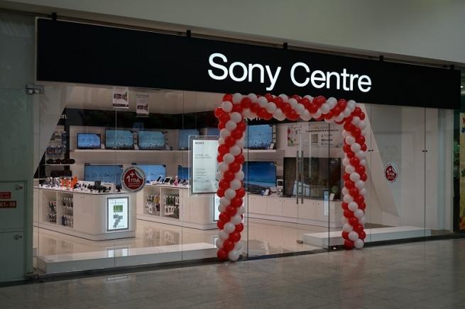 В Красноярске открылся первый магазин Sony Centre