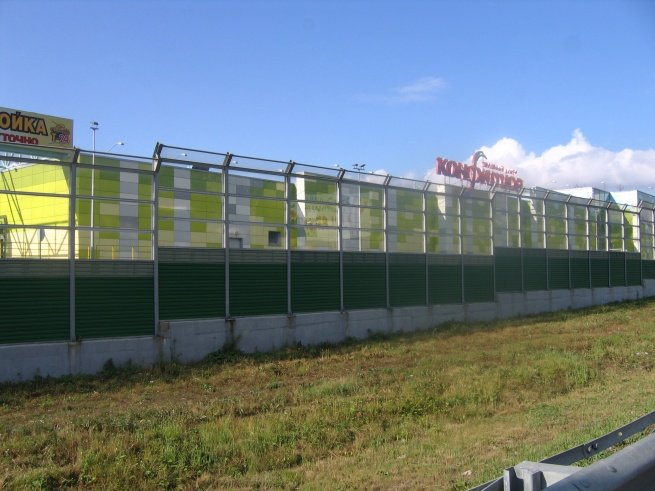 Строительство ТРЦ в Одинцово возобновилось