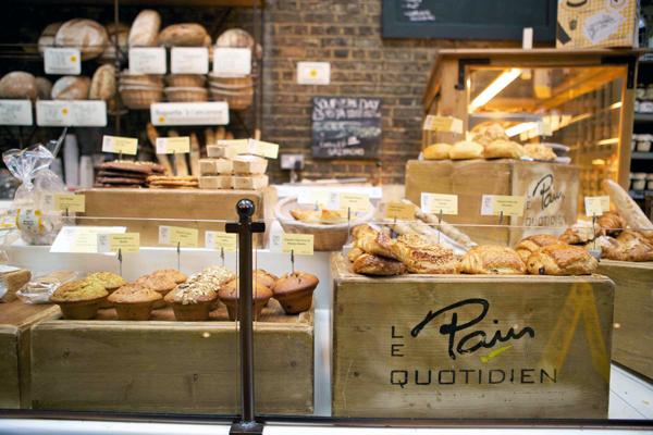 В Санкт-Петербурге открывается первая пекарня Le Pain Quotidien
