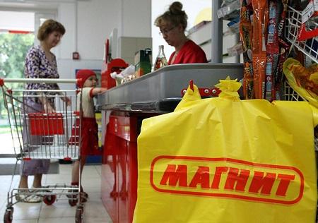 «Магнит» увеличил выручку в ноябре 2014 г. на 33,17%